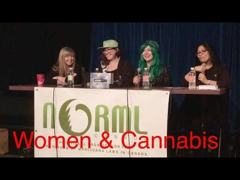 NORML Canada Women Grow Panel