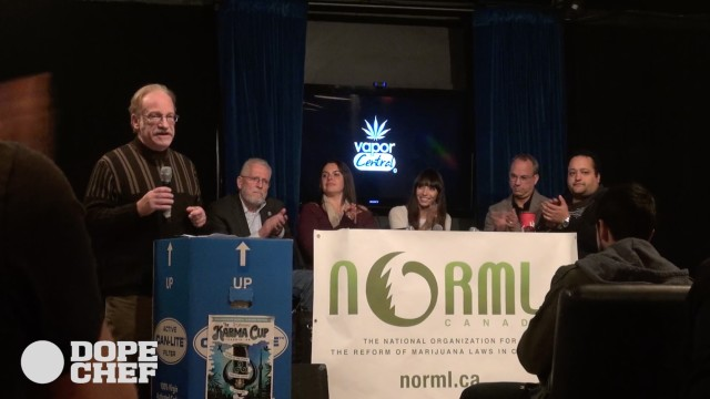 NORML Canada Legalization Panel