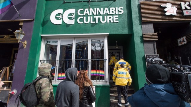 Cannabis Culture Raided By Project Gator