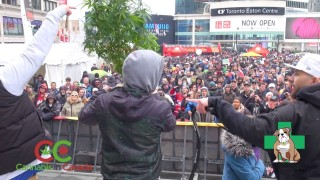 Highlights from 4/20 Toronto 2017