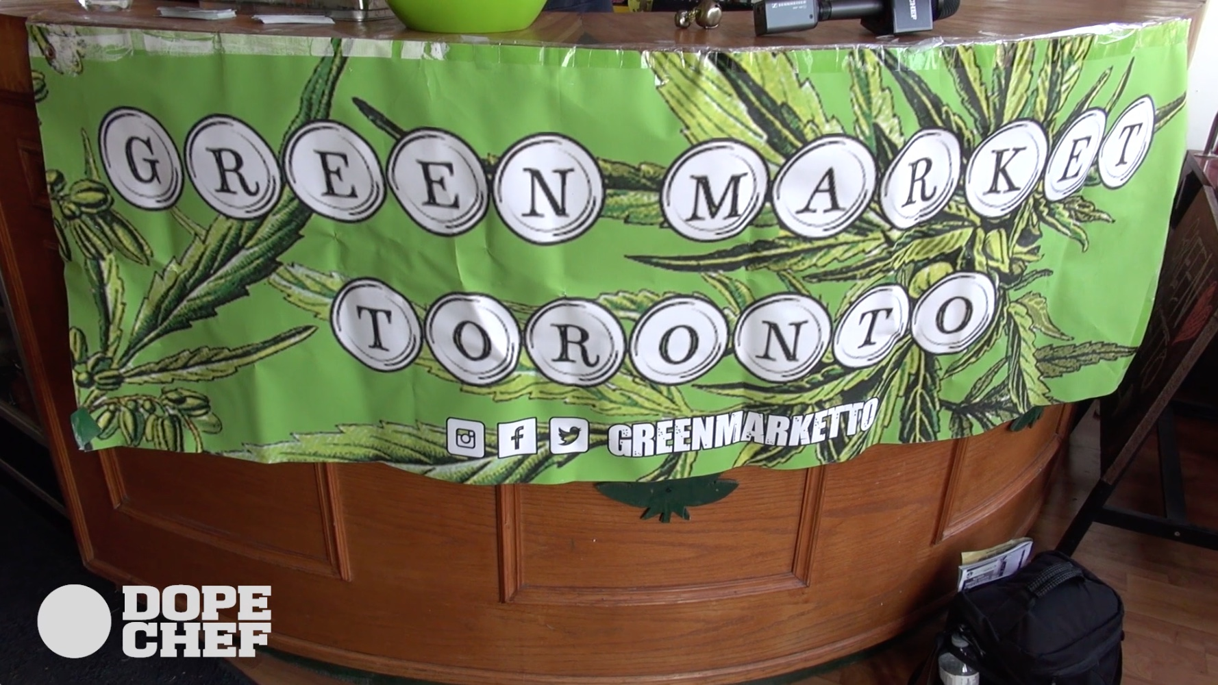 Green Market march madness 2017
