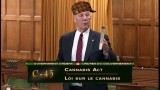 Highlights from The Cannabis Act debate