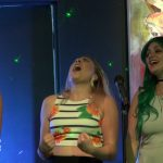 High Five girls karaoke big blast