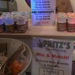 frtiz mix cannacaps for sale
