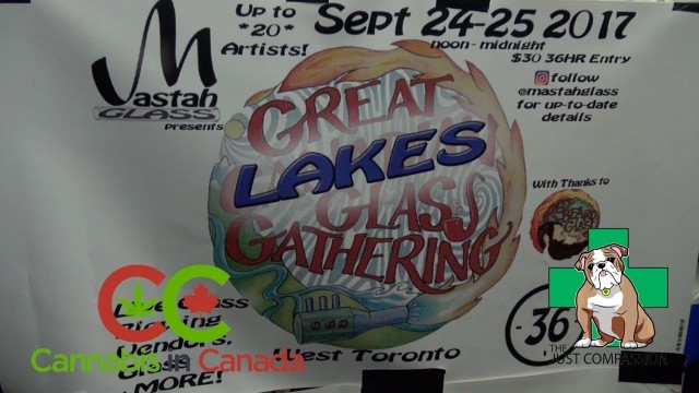 Great Lakes Glass Gathering 2017