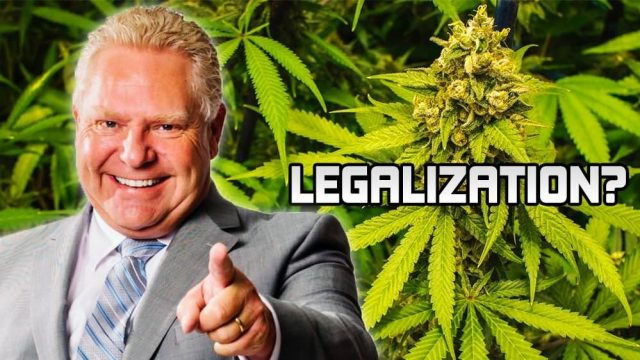 Doug Ford and Ontario's Cannabis Market