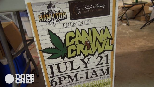 Canna-Crawl coming to Hamilton (trailer)