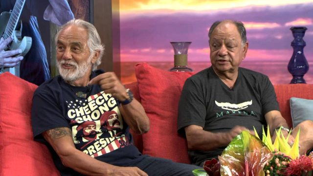 Cheech and Chong on Hawaii News Now