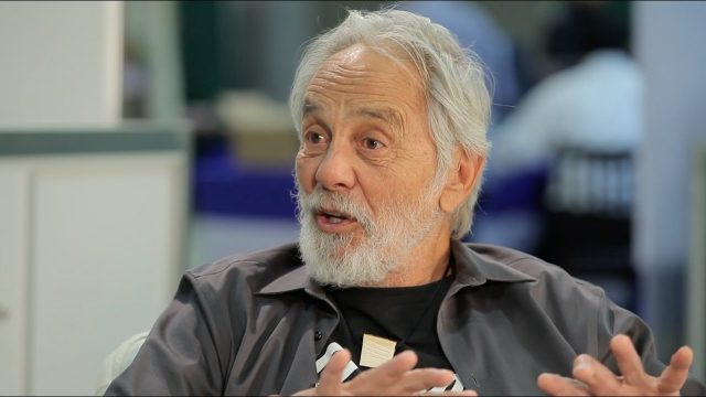 Tommy Chong on The Cannabis Show