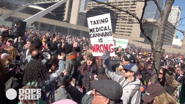 420 Toronto 2018 Speeches & Highlights