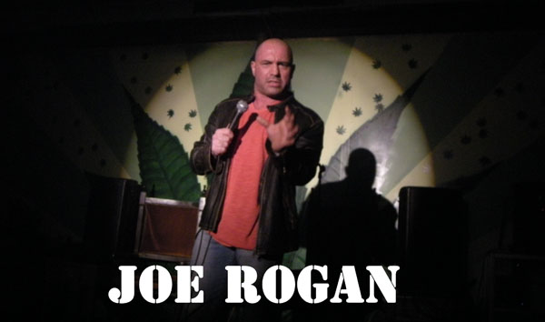 Joe Rogan does the Underground Comedy Club